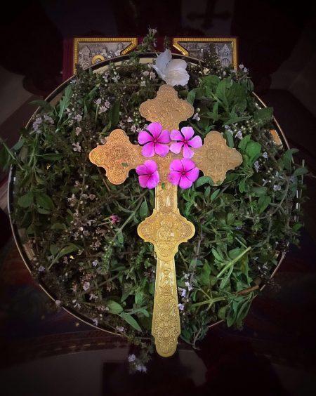 """Прославен празникот Крстовден во храмот """"Свeта Петка"""" во Рокдејл, Сиднеј (Нов Јужен Велс)"""
