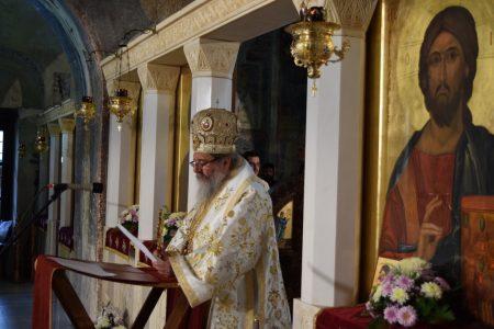 """Беседа на Митрополит г. Агатангел по повод големиот јубилеј: """"50 години возобновена Охридска архиепископија како Македонска Православна Црква"""""""