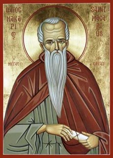 Житие на преподобниот отец наш Макариј Велики, Египетски (01. 02)