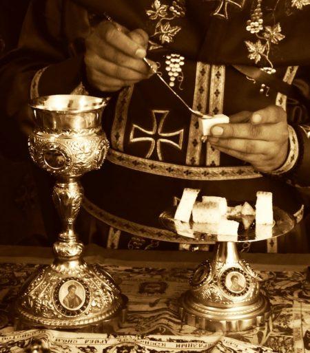 Литургија на претходноосветени дарови – Архимандрит Гаврил (Галев)