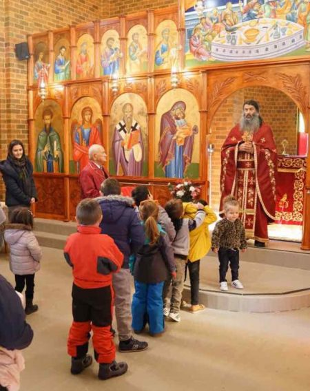 Црквата и младите – презвитер Оливер Суботиќ